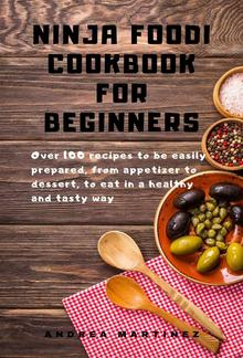 Ninja Foodi Cookbook For Beginners PDF