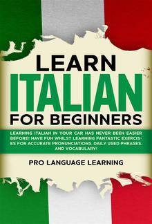 Learn Italian for Beginners PDF