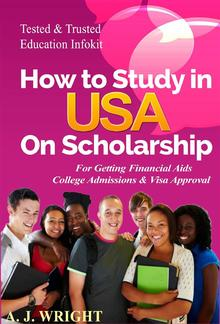 How to Study in USA on Scholarship PDF
