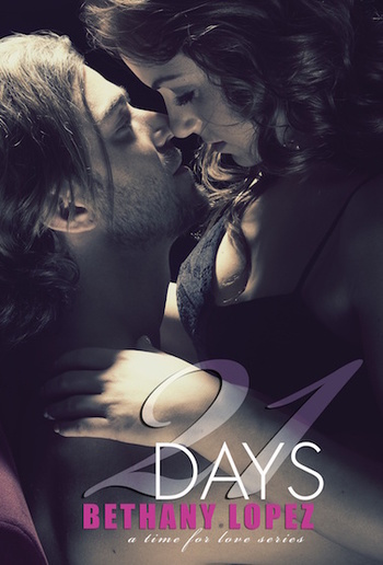 21 Days (Book #2 in Time for Love series) PDF