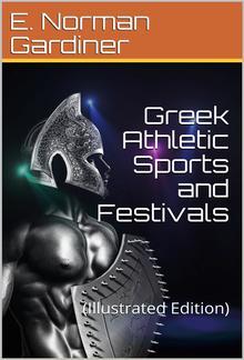 Greek Athletic Sports And Festivals PDF
