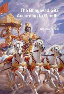 The Bhagavad Gita According to Gandhi PDF
