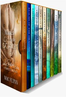 Maiden to the Dragon: Complete Box Set PDF