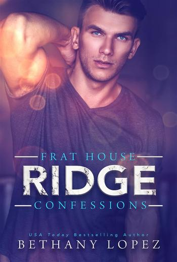 Frat House Confessions: Ridge PDF