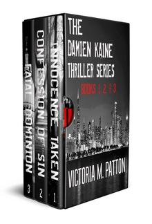 The Damine Kaine Thriller Series Books 1-3 PDF