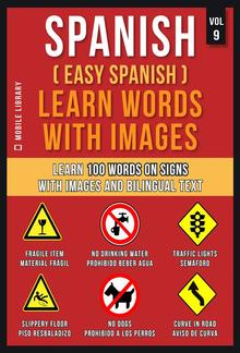 Spanish ( Easy Spanish ) Learn Words With Images (Vol 9) PDF