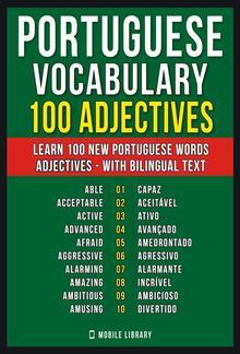 Portuguese Vocabulary - 100 Adjectives PDF