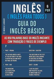 6 - PQR - Inglês ( Inglês Para Todos ) Guia do Inglês Básico PDF