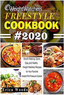Weight Watchers Freestyle Cookbook 2020 PDF