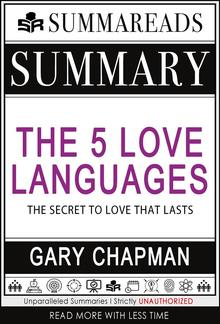 Summary of The 5 Love Languages: The Secret to Love that Lasts by Gary Chapman PDF