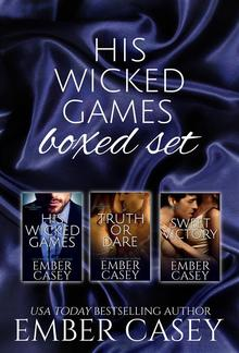 His Wicked Games Boxed Set PDF