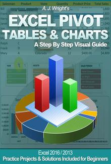 Excel Pivot Tables & Charts - A Step By Step Visual Guide PDF