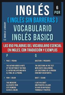 Inglés (Inglés Sin Barreras) Vocabulario Inglés Basico - 6 - PQR PDF
