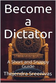 Becoming a Dictator PDF
