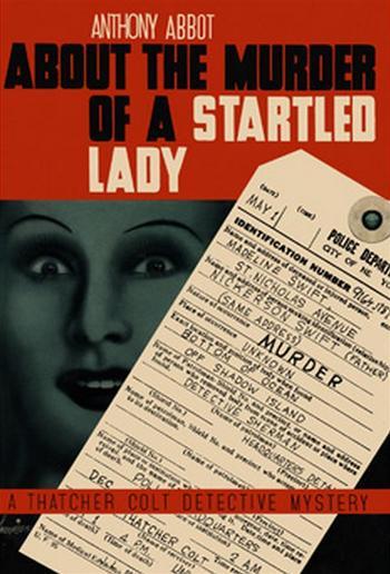 Murder of a Startled Lady PDF