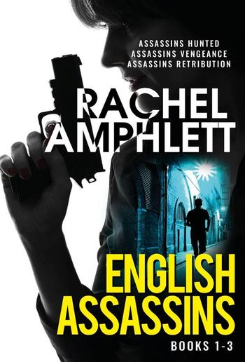 English Assassins books 1-3 PDF