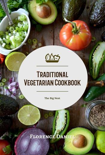 Traditional Vegetarian Cookbook PDF