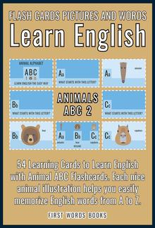 Animals ABC 2 - Flash Cards Pictures and Words Learn English PDF