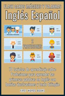 2 - Profesiones - Flash Cards Imágenes y Palabras Inglés Español PDF