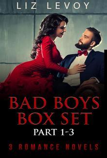 Bad Boys Box Set – Part 1-3 PDF