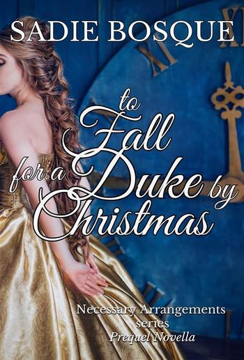 To Fall for a Duke by Christmas PDF