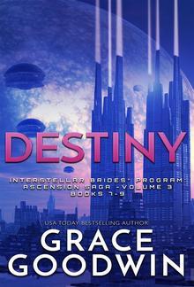 Destiny: Ascension Saga - Books 7-9 PDF