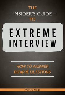The Insider's Guide to Extreme Interview PDF