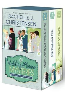 Wedding Planner Mysteries Box Set: Cozy Mystery Series 1-3 PDF