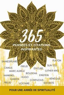 365 pensées et citations inspirantes PDF