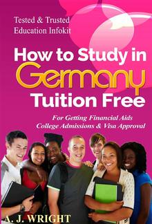 How to Study in Germany Tuition Free PDF