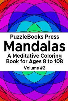 PuzzleBooks Press Mandalas - Volume 2 PDF