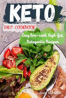 Keto Diet Cookbook PDF
