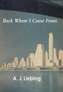 Back Where I Came From PDF