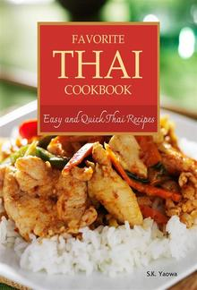 Favorite Thai Cookbook PDF
