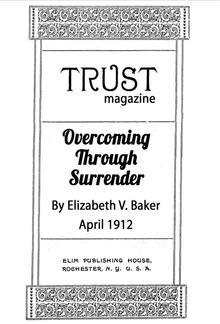 Overcoming Through Surrender PDF