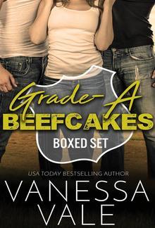 Grade-A Beefcakes Complete Boxed Set: Books 1 - 5 PDF