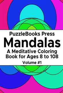 PuzzleBooks Press Mandalas – Volume 1 PDF