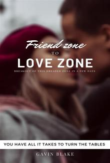 Friend Zone to Love Zone PDF