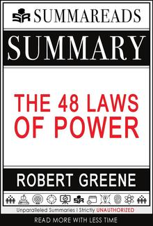 Summary of The 48 Laws of Power by Robert Greene PDF