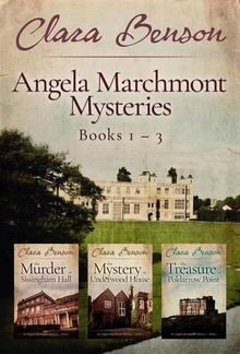 Angela Marchmont Mysteries: Books 1-3 PDF