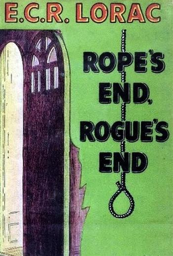 Rope's End, Rogue's End PDF