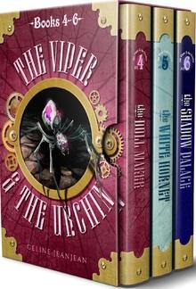 The Viper and the Urchin: Books 4-6 PDF