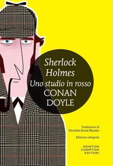 Sherlock Holmes. Uno studio in rosso PDF