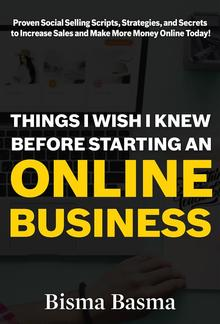 Things I Wish I Knew Before Starting an Online Business PDF