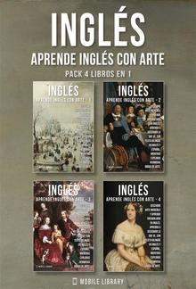Pack 4 Libros en 1 - Inglés - Aprende Inglés con Arte PDF