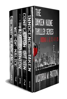 The Damien Kaine Thriller Series Books 1-5 PDF