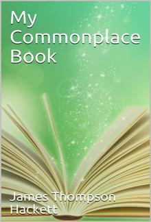 My Commonplace Book PDF
