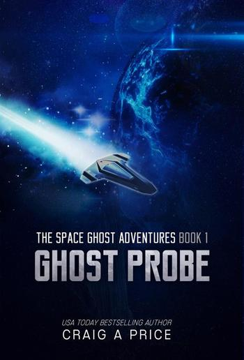 Ghost Probe: The Space Ghost Adventures Volume 1 PDF