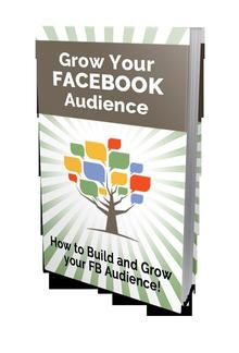 Grow Your FB Audience PDF