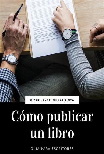 Cómo publicar un libro PDF